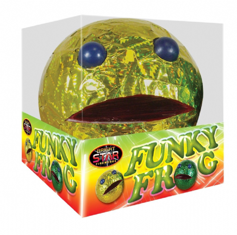 Funky Frog Fountain